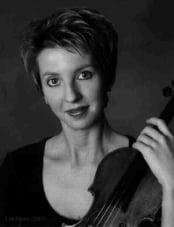 karine violin portrait